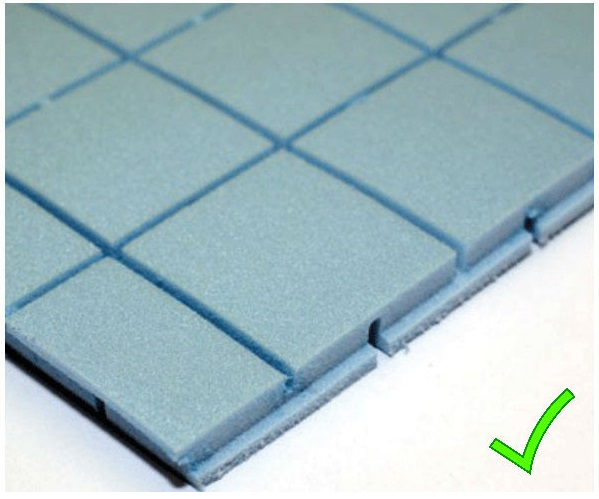 Artificial Grass Foam