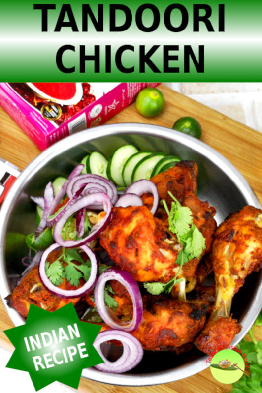In this article, I will explain to you how to cook oven baked tandoori chicken at home, without the need to use the tandoor. You will find that it is easier than you think. The tandoori chicken gets its name from the equipment used to cook the chicken, the tandoor. Tandoor is the cylinder shape oven made with clay or metal used to cook a variety of Indian food.